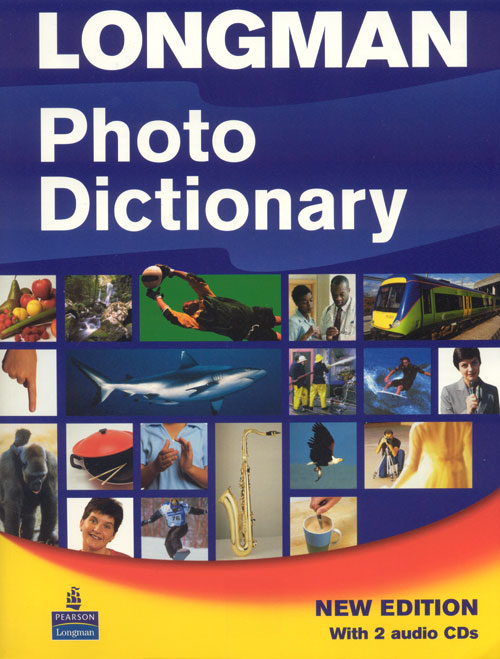 Longman Photo Dictionary British English. 3rd Edition (учебник pdf с аудио mp3)
