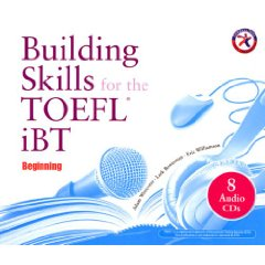Building iBT TOEFL Skills: Beginning CD Set (Audio CD)