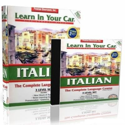 Скачать Henry Raymond. Italian: Learn in Your Car. The complete language course (с аудиокурсом)